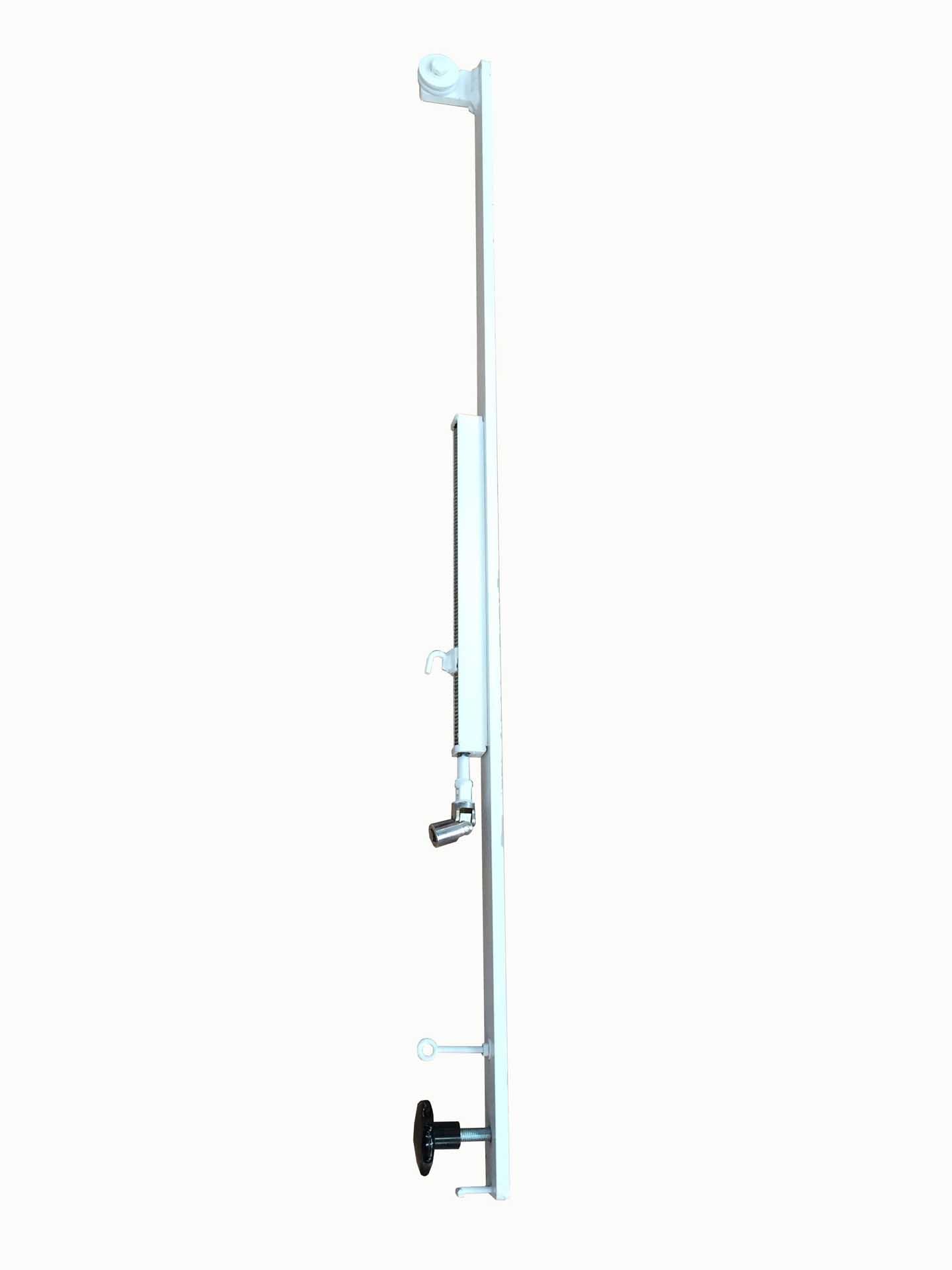 Juego postes voleibol aluminio fijos - B2Sport