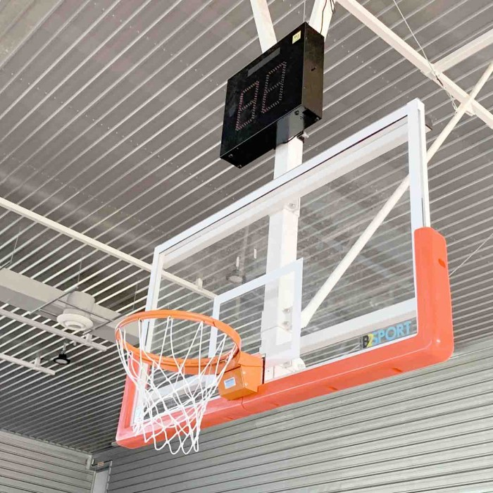 Protective paddings for basketball backboards
