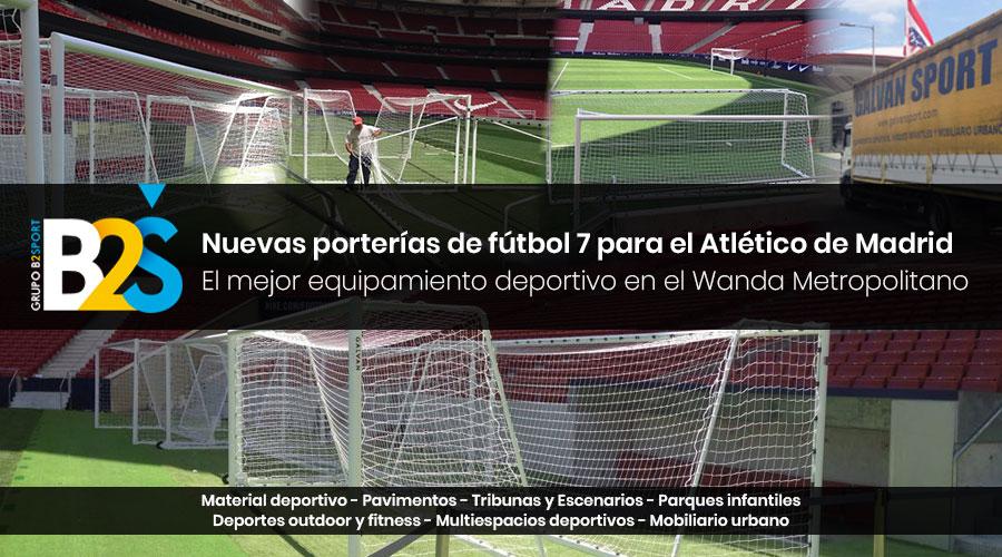 nuevo equipamiento de fútbol atlético de madrid