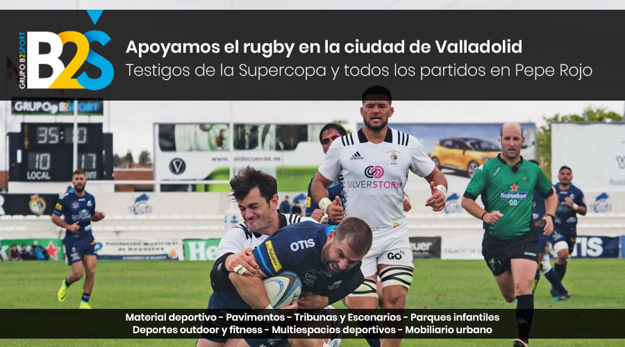 Apoyamos rugby Valladolid