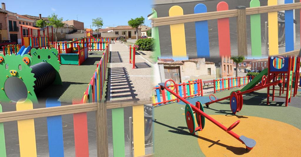 instalar parques accesibles