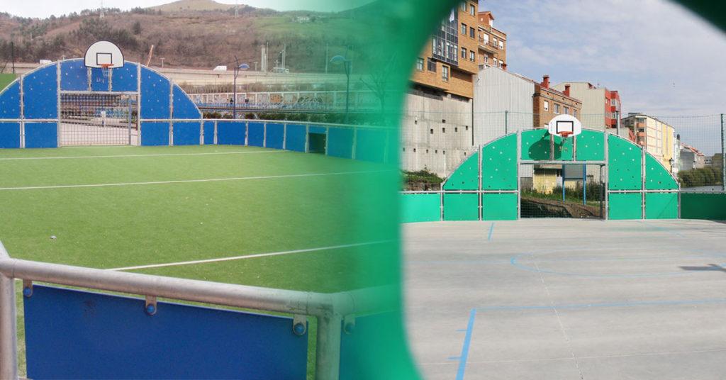 Mantenimiento parques y zonas deportivas