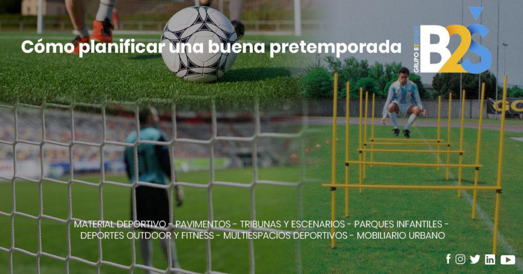 Consejos para una buena pretemporada de fútbol
