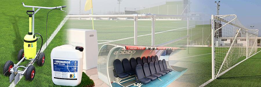equipamiento pretemporada futbol