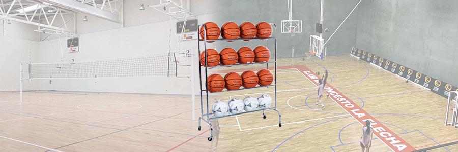 equipamiento deportivo competiciones escolares
